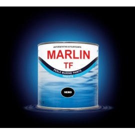 Antifouling autopulimentable Marlin TF 2,5L negro