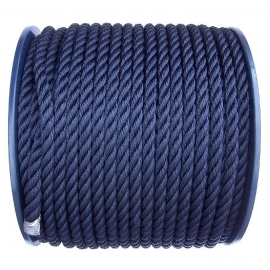 POLYESTER SUPERIOR BLUE 8MM. (150 M)