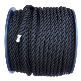 POLYESTER SUPERIOR NEGRO 10mm. (220 m)