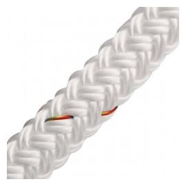 POLY-BRAID-16 16MM. WHITE (85 M)