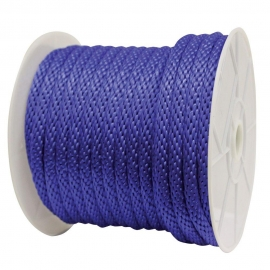 POLY-BRAID-32 COLOR 16mm. NAVY (85 m)