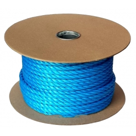 POLY-BRAID-32 COLOR 12mm. AZUL (165 m)