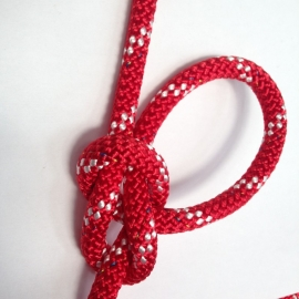 POLY-BRAID-32 COLOR 12mm. ROJO (165 m)