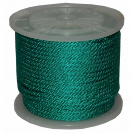 POLY-BRAID-32 COLOR 12mm. VERDE (165 m)