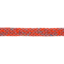 POLY-BRAID-32 10 mm Gris/Naranja (110m)
