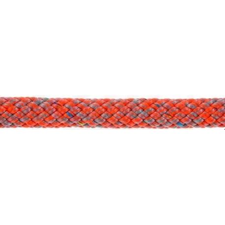 POLY-BRAID-32 12 mm Gris/Naranja (85m)