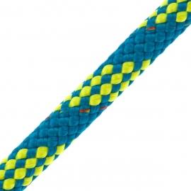 RACING-2002 16MM. BLUE/YELLOW (M)