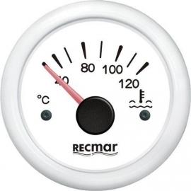 WATER TEMPERATURE 40/120ºC WHITE