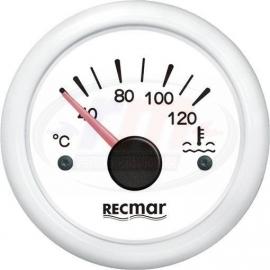 TEMPERATURA AGUA 40/120ºC BLANCO