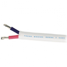 250 18/2 WHITE TINNED COPPER