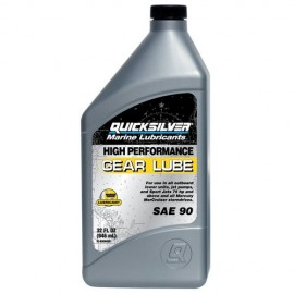 ACEITE HIGH PERFOMANCE GEAR LUBE 1L.