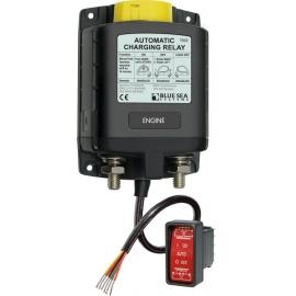 SOLENOID ML 500A 12V ACR W/MANCTRL