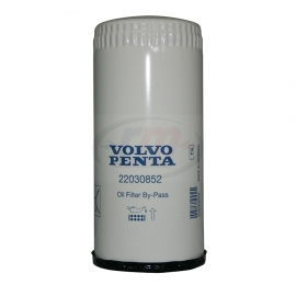 FILTRO ACEITE BY-PASS VOLVO D4 Y D6