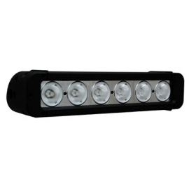 60W LED LIGHT BARS SPOT BEAM 316SS BRACK