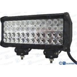 FOCO LED DE CUBIERTA 144W 9-32V Negro