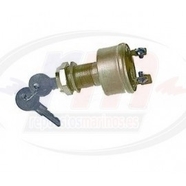 IGNITION STARTER SWITCH 3P