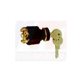IGNITION STARTER SWITCH PLASTIC 7T-4POS
