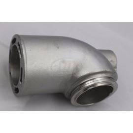 CODO ESCAPE INOX YANMAR LH 119773-13500