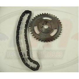 TIMING CHAIN: 454 MKIV