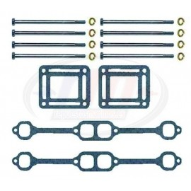 EXHAUST GASKET/ HARWARE SET