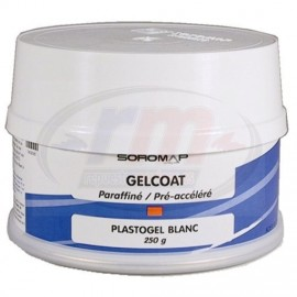 GEL COAT BLANCO 250GR.
