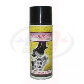 PINTURA SPRAY ACERO INOX