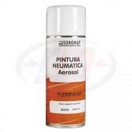 PINTURA NEUMATICA GRIS EN SPRAY