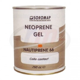 COLA DE NEOPRENO GEL-66 750cc.