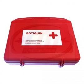 BOTIQUIN C - BOTES  Zona 1-2