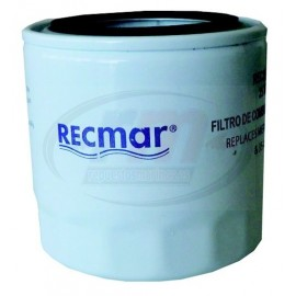 """FUEL FILTER 25 MICRON 3-3/4"""""""