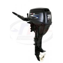MOTOR PARSUN 4T - 20 H.P. MANUAL/LARGO