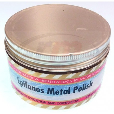 SEAPOWER METAL POLISH 227g.
