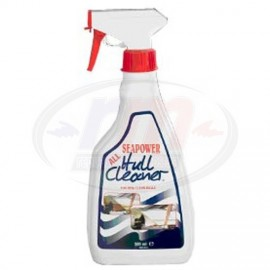 SEAPOWER HULL CLEANER 500 ml.
