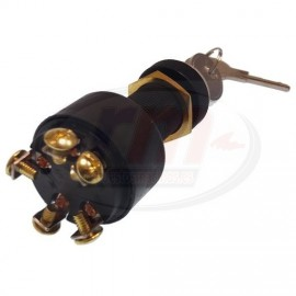 IGNITION STARTER SWITCH PLASTIC 5T-3POS