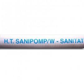 MANGUERA SANIPOMP/W 25mm. (30.5 m)