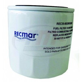 """FUEL FILTER 10 MICRON 3-3/4"""""""