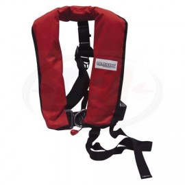 INFLATABLE LIFE JACKETS W/HARNESS 150 N