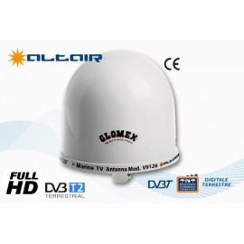 (VER GLOV9126AGC) ALTAIR - TV  - 27,5 DB