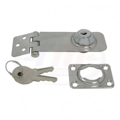 LOCKING HASP AISI304