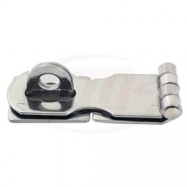 "SAFETY HASP SS. 3"" SWIVEL"