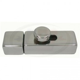 SPRING LOADED DOOR LATCH SS-316