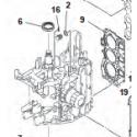 4 TIEMPOS F30 F40