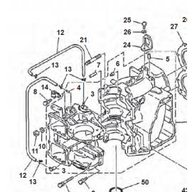 2 TIEMPOS E48C/CMH 55B/BM/BET E55C/CMH 55ED 55ET