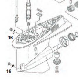 V6 F225 F250 F300